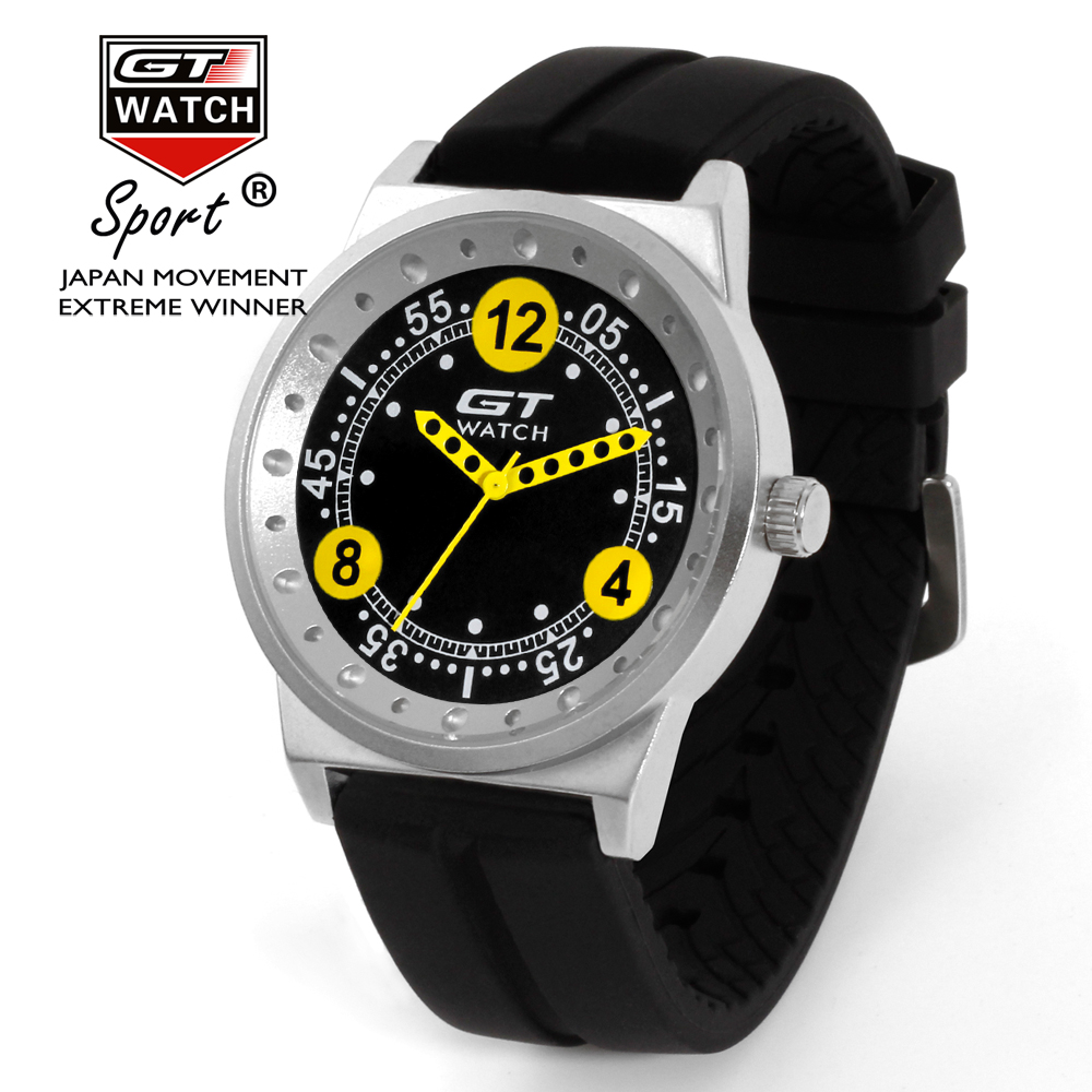 Fashion Brand GT F1 Sport Watch Men Watch Silicone Strap Military Watches F1 Hour Quartz Clock relogio masculino reloj hombre gt watch uas flag f1 racing champion sport extreme men s military pilot uhren american inspired novelties silicone watch