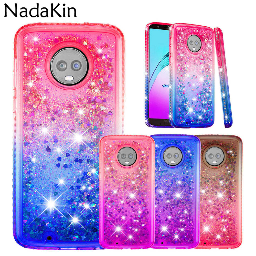 30pcs Rhinestone Case For Google Pixel 3 Xl Bling Liquid Sand Diamond Gradient Color Tpu Phone Case Quicksand Back Cover Shell Cellphones & Telecommunications