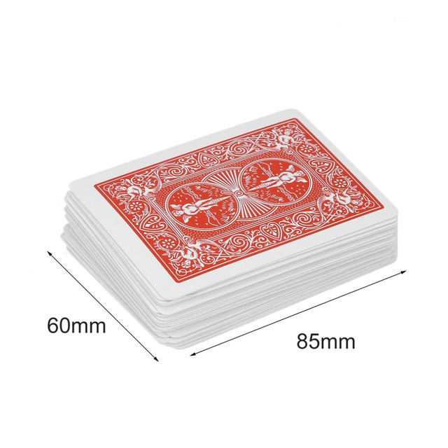 Standard Deck Magic Tricks Cards