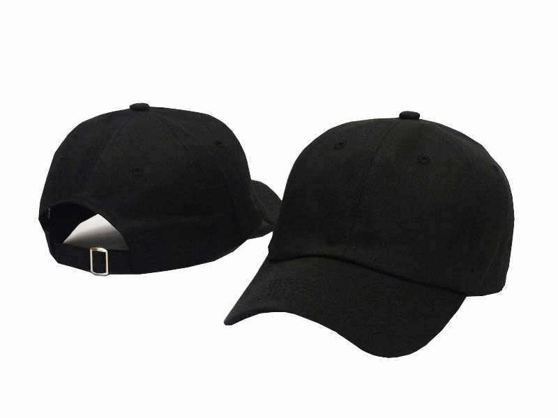 Negro blanco rosa llano sombrero strapback algodón verano en blanco gorra  de béisbol hip hop SnapBack fffc09a6f9b