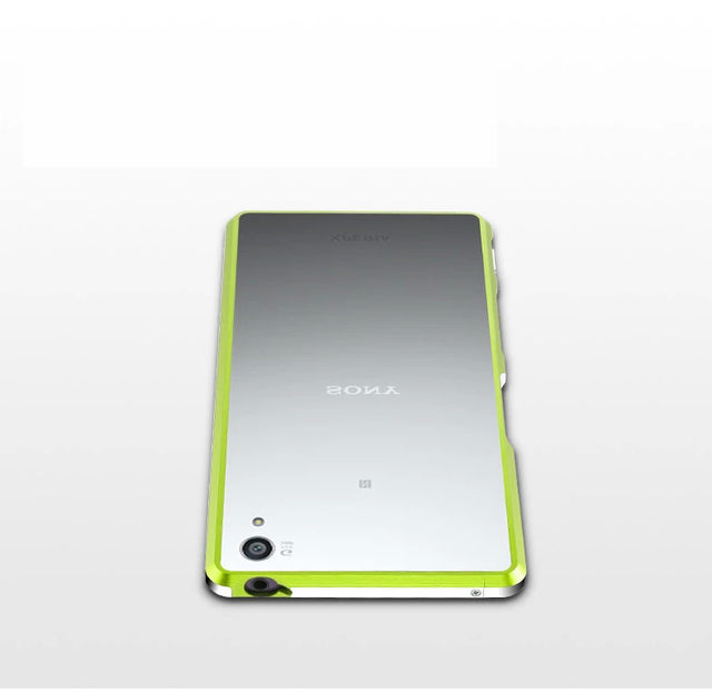 Online Shop Z5 Dual Bumper case Luxury Deluxe Ultra Thin Protective ...
