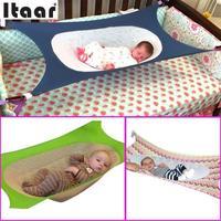 Baby Hammock Crib Detachable Newborn Healthy Development Hanging Bed Sleeping