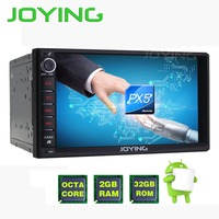 New Product Double 2 Din 7 PX5 Octa Core 2GB 32GB Head Unit Multimedia Android Universal