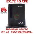 Huawei e5172 e5172s-515 4g lte mifi router cpe carro wifi 3g moblie dongle 4g pk b970b e5172s b681 b683 roteador b593 cpe 3g mifi b593
