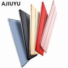 AJIUYU Case For iPad Air Smart Cover Air 1 Protective Protector Leather PU Tablet For Apple iPadAir Sleeve Covers Cases 9.7 inch