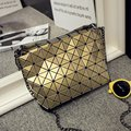 Famous Brand Female Bao Bao Bag Diamond Lattice Fold Over Bags Small Women Handbags Chain Fashion Shoulder Bags BaoBao Bolsa 5*8