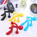 4pcs/set New design milux The suction keychain personality magnet multicolors keychains for child gift jewelry Free Shipping