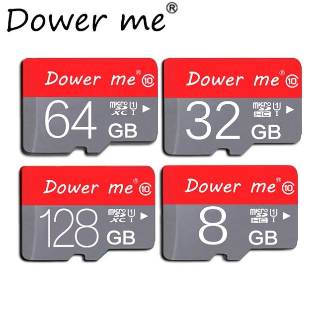 High speed Class10 Microsd 8GB 16GB 32GB 64GB Micro SD Card 128GB Memory Card Mini SD Card 4GB cartao de memoria free adapter ezshare high speed wireless wifi wlan sd card adapter micro ez share sd card to sd wifi adapter 8gb 16gb 32gb tf card