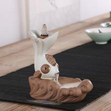 Dolphin creative tower xiang xiang furnace Cone incense aroma stove Your kiln to restore ancient ways animals back in smoke