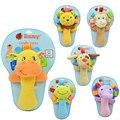 Juguetes Para bebés de 0-12 Meses Speelgoed Suave Modelo Animal Bebé Sonajero Móvil Juguetes Brinquedos