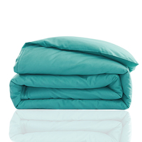 modern style pea green Solid color polyester Bedding Home Textiles Queen/King Size quilt cover duvet cover Super comfortable