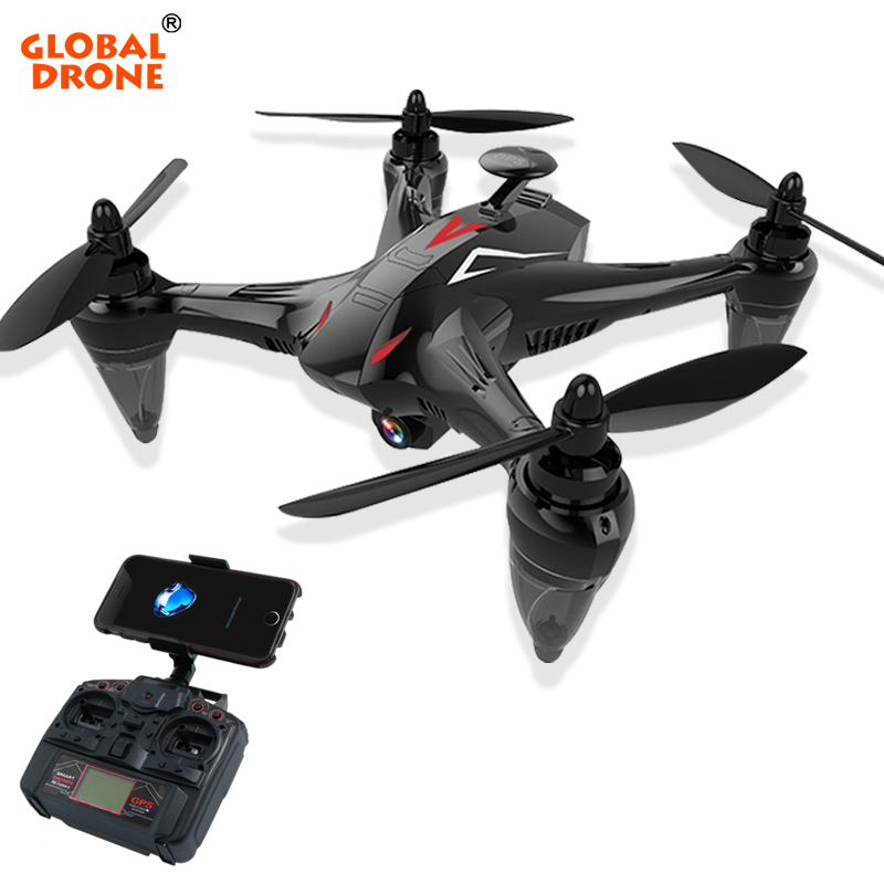 Global Drone Ray Professional GPS Drone with 5G WiFi FPV Camera Follow Me Quadrocopter Brushless RC Dron VS X8Pro X183 ...
