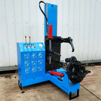 Coach Bus Truck Tire Changing Machine can Change All 22.5 Inch Tubeless Automatic Big Tyre Changer