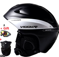 Arrive In 12 28 Days Ski Helmet Ultralight And Integrally Molded Professional Snowboard Helmet Unisex Skateboard