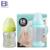 Fierbaby Uma caixa de duas garrafas de 150 ml e 240 ml Bebê/Fase 2 de Vidro de Boca Larga Bebê Recém-nascido alimentação/Garrafa de Leite Combinação Terno