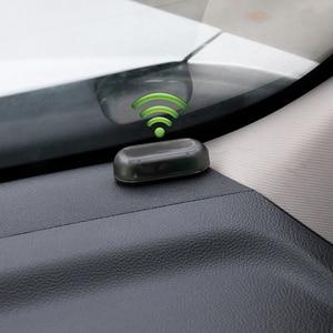 1PCS Universal Solar Power Car Alarm Lamp Security System Warning Theft Flash For Subaru Forester Outback Legacy Impreza XV BRZ