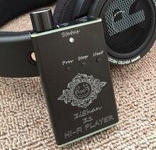 Zishan Z1 DSD hifi fiebre lossless reproductor MP3 portátil amp DIY tarjeta de sonido USB Apoyo Max 256 GB TF tarjeta de