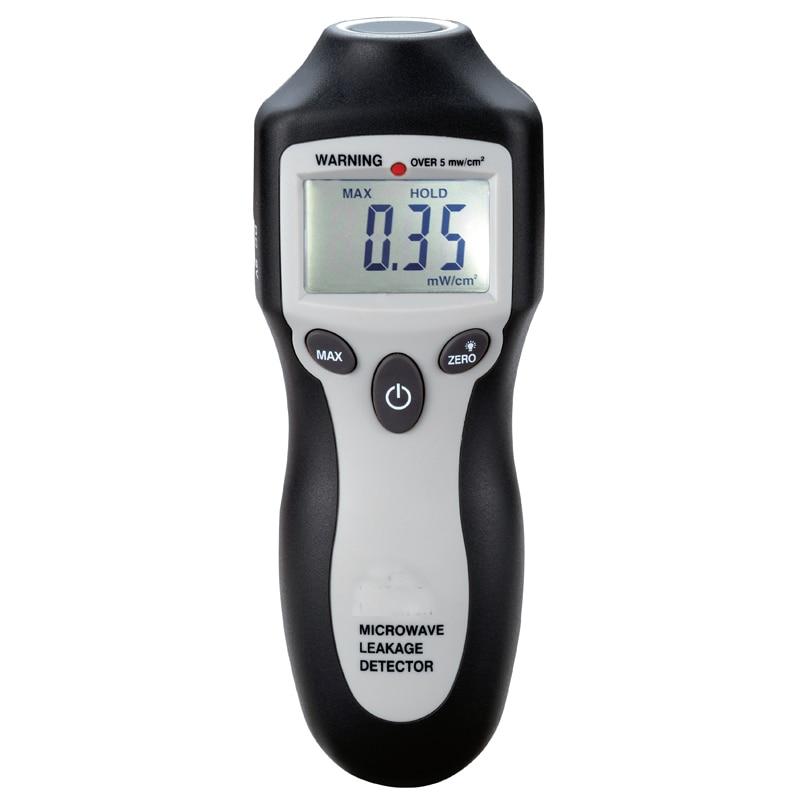 Microwave detector Microwave leak detector Microwave radiation detectors Electromagnetic radiation test DT 2G