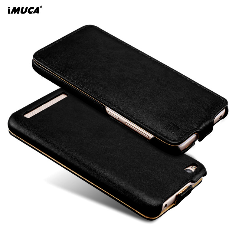Xiaomi Redmi 5a Case Leather Wallet Flip Cover for Xiaomi Redmi 5a 5 Capa iMUCA Mobile P ...