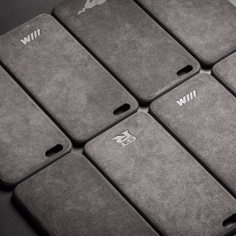 2019 Nieuwe Amg Bont Cover Case Voor Iphone 6 S Plus 7 7 Plus 8 8 Plus X 10 Xr Xs Max Coque Silicon Gtr Luxe Sportwagen Leather Cases