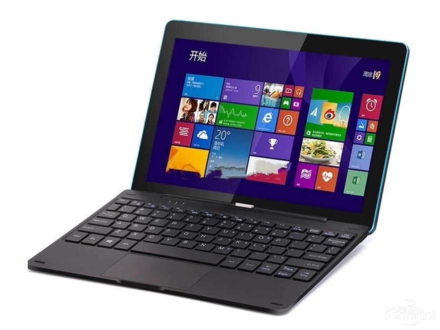 10.1 pouces 2in1 tablettes pc Windows 10 Intel Atom Z3735F 2 GB + 64 GB 1280x800 IPS cadeau clavier d'accueil