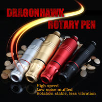 Professional Rotary Tattoo Pen Makeup Machine Set With Needles Gift Supplies