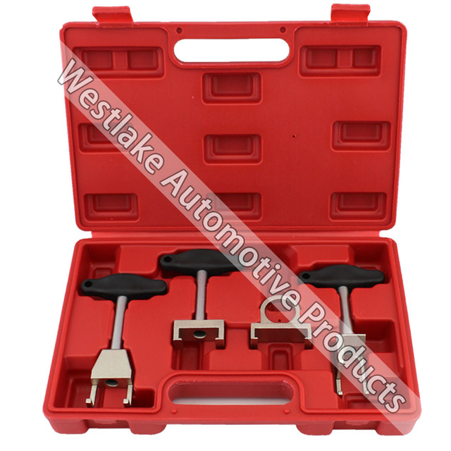 4pcs Automotive Repair Tools of Ignition Coil Spark Plug Puller For VW AUDI