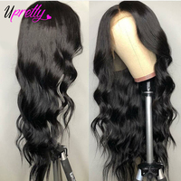 Lace Front Human Hair Wigs Glueless Lace Front Wig Brazilian Body Wave Lace Wig Frontal Closure 150 180 250 Density Upretty