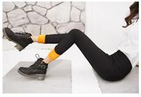 Kadın Tayt Kalınlaşmak Kürk Sıcak Spor Leggins Kış Sıcak Polar Legging Streç Bayan Pantolon Kadın Pantolon Kadın Leggins B011