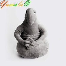 Yamala Hot The Tubby Gray Blob Zhdun Toy Snorp Plush Toys Zhdun Meme Plush Doll Homunculus
