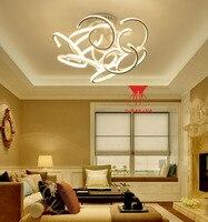Modern Led Pendant Light For Kitchen Dining Living Room Suspension Luminaire Hanging Pendant Lamp For