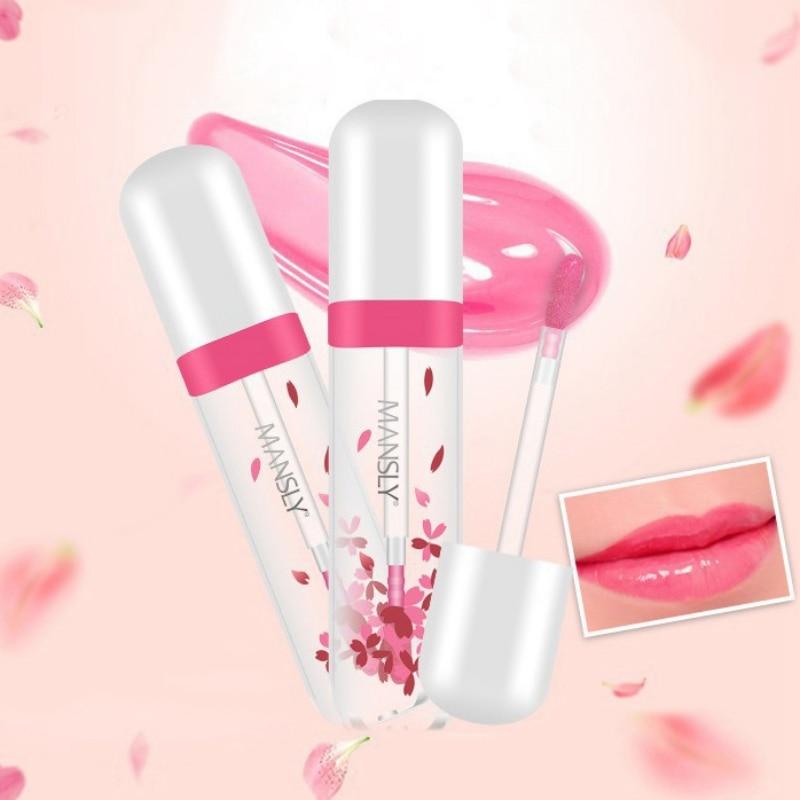 Fashion Temperature Change Lip Gloss Moisturizing Waterproof Long-Lasting Liquid Lipstick Lip Glaze 2