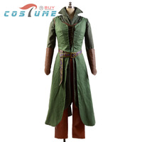The Hobbit 2/3 Elf Tauriel Cosplay Costumes Halloween For Women Custom Made
