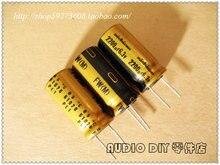 30PCS Nichicon FW series 2200uF/6.3V audio electrolytic capacitors free shipping