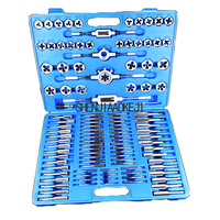 screw driver Screw hand tool set Touch and mold repair tools Tapered thread plug Screw portable hardware tools 110 pieces/set