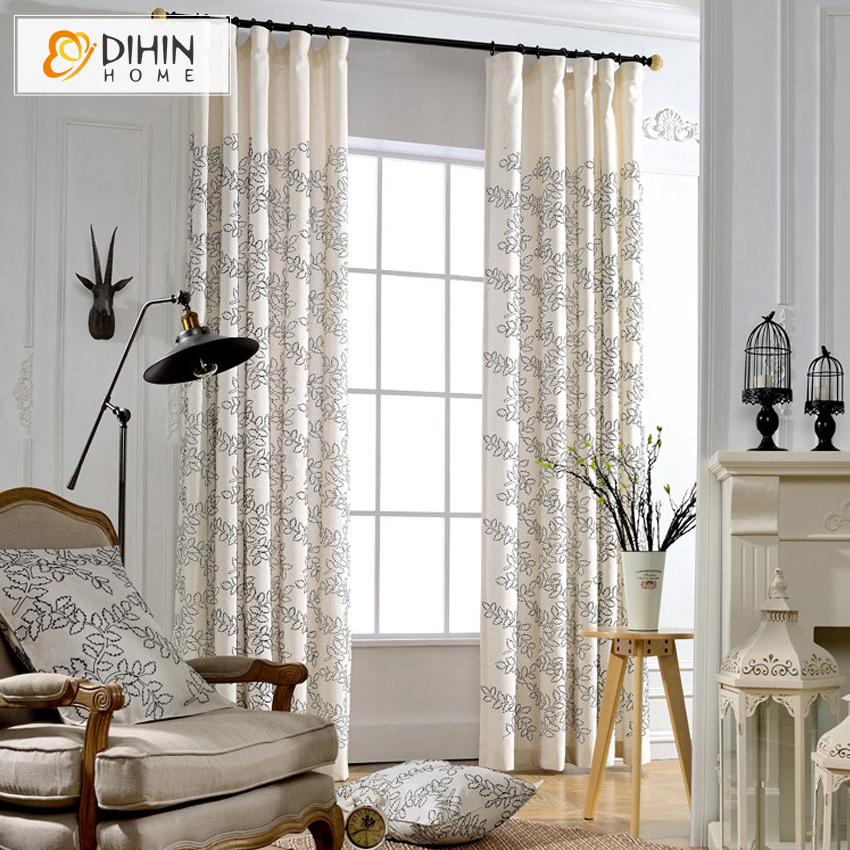 window sheers with trees - Window Sheers
