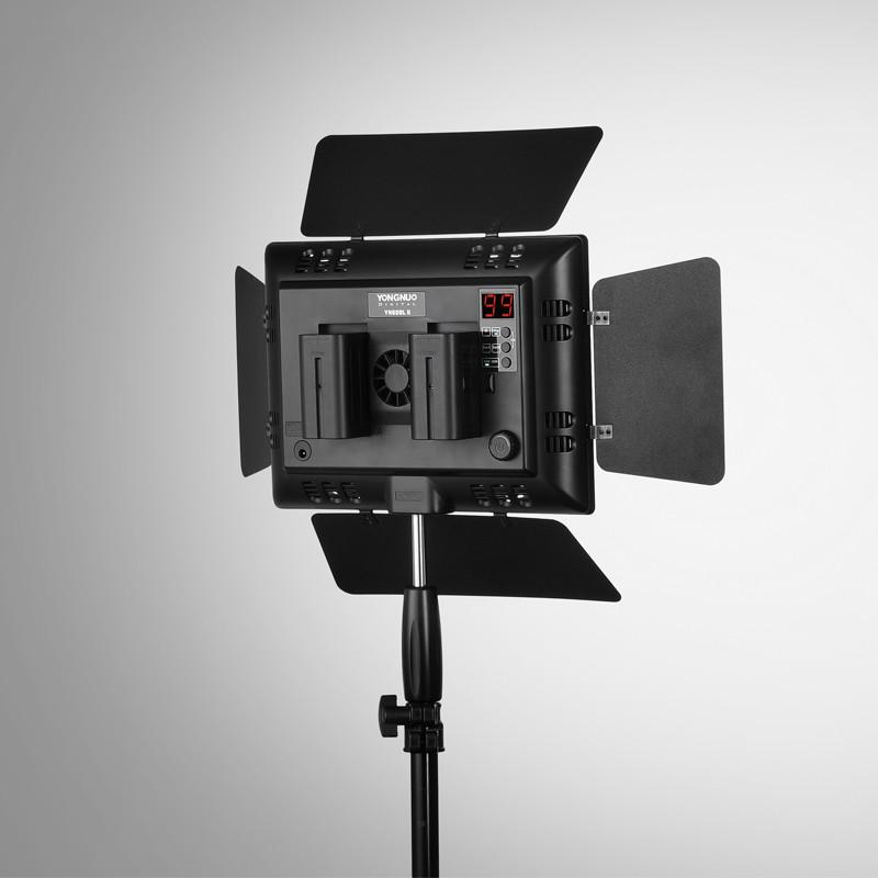 YONGNUO-YN600L-II-5500K-YN600-II-600-Video-LED-Light-Panel-2-4G-Wireless-Remote-Control (4)