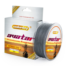 Soloplay 500m 1M 10M 1 Color Braided Fishing Line Pe  Strong Multifilament Fishing Line Carp Fishing Saltwater For Fishing