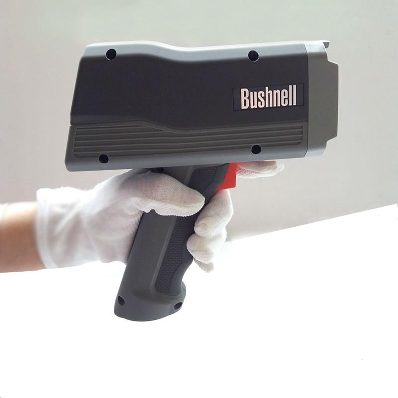 Hand Held Radar Velocimeter Automobile Velocity Radar Gun Car Ball Game Speed Measuring Device Intelligent Velometer