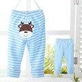 0-24 M Calças Bonito PP 4 Peças/lote Calças Do Bebê Menino desgaste Das Meninas Dos Meninos Dos Desenhos Animados Crianças Infantil Creppers Roupas de Algodão Pant V20