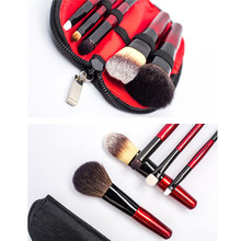 Get more info on the 5Pcs Makeup Brush Set Cosmetic Tool Powder Cheek Eyeshadow Eyeliner Brow high quality makeup brush sets wholesale