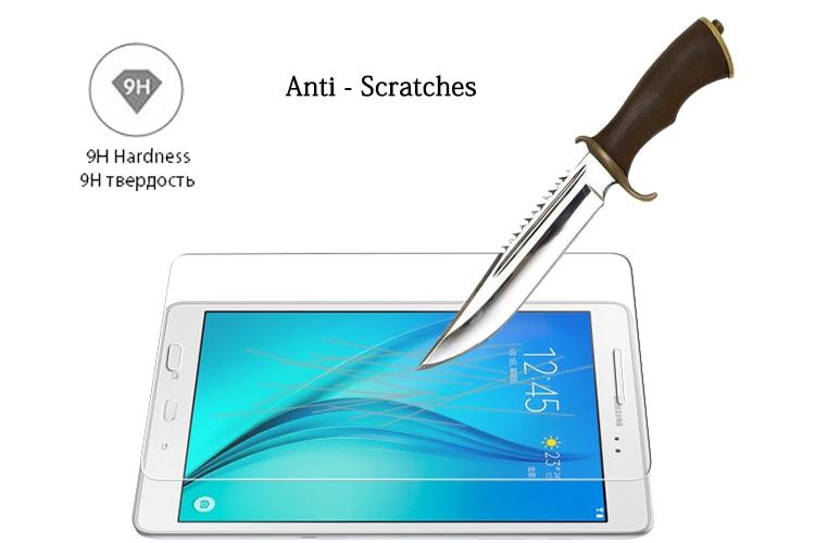 Película de vidrio templado de primera calidad para Samsung Galaxy - Accesorios para tablets - foto 3