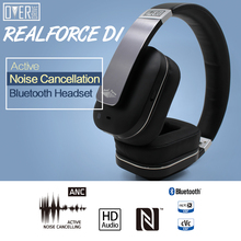 OVERDRIVE Energetic Noise Cancelling Wi-fi Bluetooth Headphones with microphone/NFC Headset and help Apt-X ANC Earphone