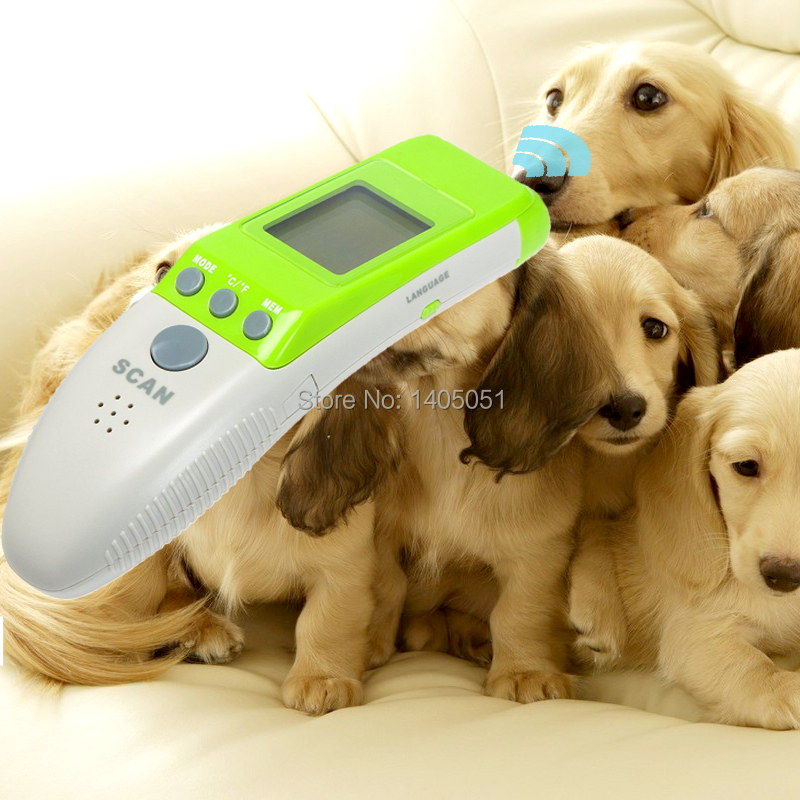 Talking Infrared pet Thermometer, also take air temperature, baby ...