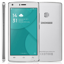 Brand New 5 Inch Doogee X5 MAX Pro 4G LTE Cell Phone Android 6.0 MTK6737 Quad Core Mobile Phone 2GB 16GB 8.0MP 4000mAh Touch ID