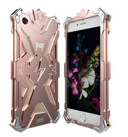 Original Simon THOR IRONMAN Shockproof Outdoor Metal Back Case Aluminium Frame Anti Knock Cover For IPhone