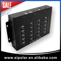 Sipolar New Product 20 Port usb Charge Hub with 20V 4.5A Power Adapter