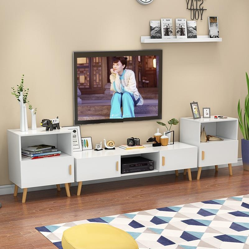 Entertainment Center Sehpasi Mesa Led Tele Lift European Wood Meuble Monitor Stand Living Room Furniture Table Tv Cabinet