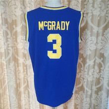 4e5d14ba6 La MaxPa Tracy McGrady Auburndale High School 3 Basketball Jerseys  Throwback Stitched