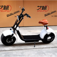 320605/Harley electric car wide tires scooter electric bicycle / Harley motorcycle/1000W/60V/12A/Front and rear disc brakes